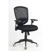 Furniture Design Group Aria Mid-Back Mesh Task Chair with Arms