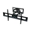 "Mount-it Dual Tilt/Swivel/Articulating Arm Wall Mount for 37"" - 63"" LCD/LED/Plasma"