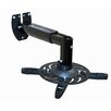<strong>Mount-it</strong> Extendable Arm/Tilt/Swivel Universal Wall Mount for Screens