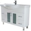 <strong>Antonio 120cm Semi Recessed Vanity</strong> by Kander