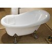 Lion Claw Foot 1550 Bath Tub Kander