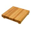 <strong>BoosBlock Square Maple Cutting Board</strong> by John Boos
