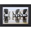 <strong>Art Effects</strong> Two Plus One by Steven Mitchell Framed Painting Print