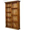 Hadley 125 x 200 Stagered Bookcase By Designs