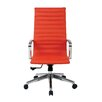 OSP Furniture High Back Eco Leather Conference Chair