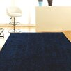 Dark Blue Shag Tufted Rug Network Rugs
