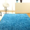 <strong>Sky Blue Shag Tufted Rug</strong> by Network Rugs
