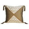 <strong>Melrose Home</strong> Valerie Square Pillow