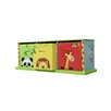 Sunny Safari 3 Bag Storage Cabinet Teamson Design Corp.
