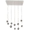ET2 Polaris 10 Light Kitchen Island Pendant
