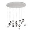 ET2 Bollero 15 Light Kitchen Island Pendant