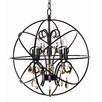 <strong>Wildon Home ®</strong> Orbit 4 Light Mini Chandelier