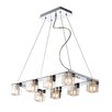 <strong>Wildon Home ®</strong> Speech 8 - Light Linear Pendant
