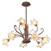 Bloom 9 Light Chandelier