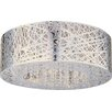 <strong>Shanon 9 - Light Flush Mount</strong> by Wildon Home ®