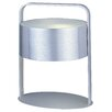 "ET2 Olran 13"" H Table Lamp with Drum Shade"