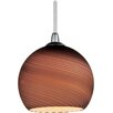 ET2 Chocolate Mousse 1-Light RapidJack Pendant