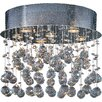 ET2 Cascada 6-Light Flush Mount