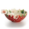 <strong>Island Beauty Hibiscus Flower Bowl</strong> by Franz Collection