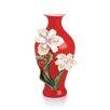 Franz Collection Pure Beauty Iris Vase