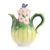 <strong>Franz Collection</strong> Butterfly Teapot