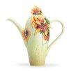 Franz Collection Van Gogh Sunflowers Teapot