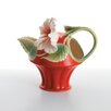<strong>Island Beauty Hibiscus Creamer</strong> by Franz Collection