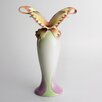 Franz Collection Papillon Butterfly Vase