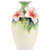 Franz Collection Blooms of Delight Azalea Vase