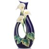 Franz Collection Forever Love Calla Lily Vase