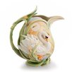 Franz Collection Swan Lake Swan Porcelain Pitcher