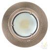 <strong>Ecolamp 10w COB LED Downlight Kit Satin Chrome Fixed 470lm 240V GU10</strong> by Havit Lighting