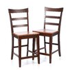 "<strong>Bristol Point 24"" Bar Stool (Set of 2)</strong> by A-America"