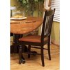 <strong>British Isles Slat Back Side Chair (Set of 2)</strong> by A-America