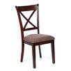 A-America Desoto X-Back Side Chair (Set of 2)
