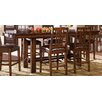 A-America Mesa Rustica 7 Piece Counter Height Dining Set