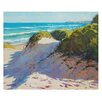 <strong>Beach Painting Central Coast NSW on Canvas</strong> by Graham Gercken