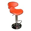 <strong>Clipper Barstool in Red</strong> by Global Group