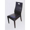 <strong>Wooden Dining Chair in Chocolate</strong> by Fresh Furniture
