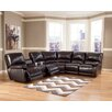 Signature Design by Ashley Clarion Reclining Sectional