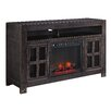 "Signature Design by Ashley 60"" TV Stand with Fireplace"