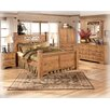 <strong>Atlee Four Poster Bedroom Collection</strong> by Signature Design by Ashley