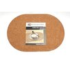 <strong>2 Piece Oval Cork Mat Set</strong> by Home Expressions