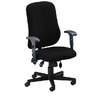 <strong>Mid-Back Fabric Contoured Support Chair</strong> by Mayline Group