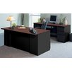 Mayline Group CSII Standard Executive Desk Office Suite