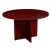Mayline Group Luminary Series 3.5' Round Conference Table