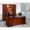 Mayline Group Sorrento Series 5-Piece Standard Desk Office Suite