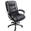 <strong>Series 500 High-Back Leather Office Chair</strong> by Mayline Group