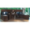 <strong>Aberdeen Series U-Shape Desk Office Suite</strong> by Mayline Group