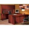 Mayline Group Aberdeen Series U-Shape Desk Office Suite